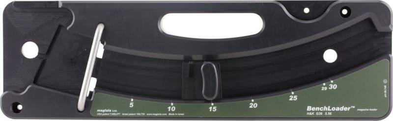 maglula BL74B BenchLoader .223/5.56 NATO HK Polymer Black Finish