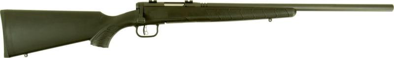 "Savage 96975 B.Mag Heavy Barrel Bolt 17 Winchester Super Magnum (WSM) 22"" 8+1 Black"