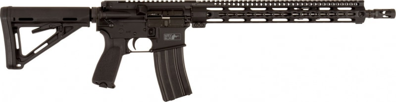 "Windham Weaponry R16MLSFS3G7 Way of the Gun Carbine Semi-Auto .223/5.56 NATO 16"" 30+1 6-Position Hard Coat Anodized"
