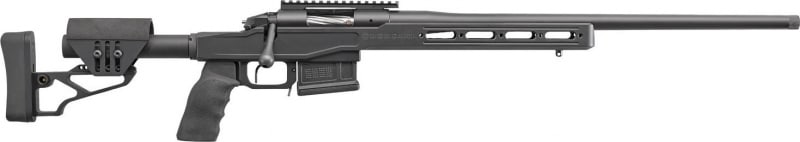 "Bergara Rifles BPR176C BPR-17 Premier LRP Bolt 6mm Creedmoor 24"" 5+1 Aluminum Stock Black"