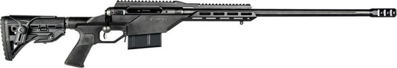 "Savage 22639 110BA Stealth Bolt 300 Winchester Magnum 24"" 5+1 Black Cerakote"