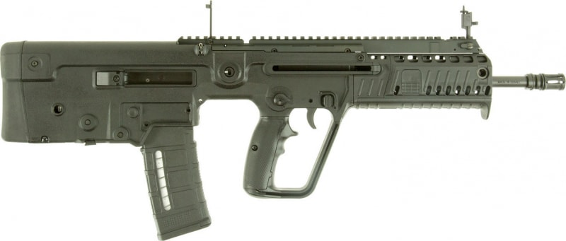 "IWI X16BLK Tavor X95 Semi-Auto 300 AAC Blackout/Whisper (7.62x35mm) 16.5"" 30+1 Polymer Black"