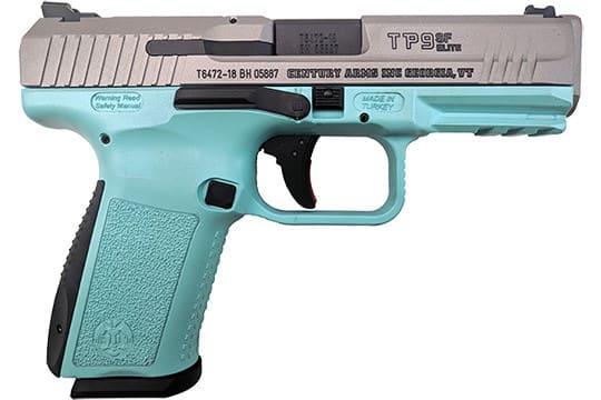 Century Arms HG3898BGN Canik TP9SF Elite 15rd RB EGG