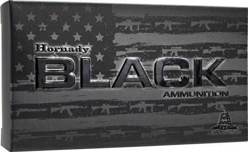 Hornady 81396 Black 6MM CRD 105 Boat Tail Hollow Point - 20rd Box