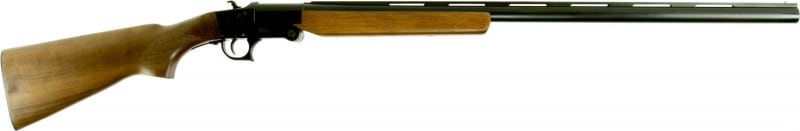"Hatfield USH12W SLG Break Open 12GA 28"" 3"" Walnut Stock Black High Gloss"