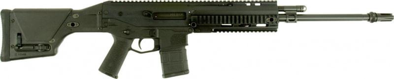 """Bushmaster 90958 ACR DMR Semi-Auto 223 Rem/5.56 NATO 18.5"""" 30+1 Magpul PRS Black Melonite"""