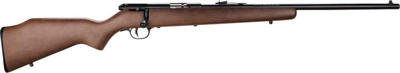 "Savage 17000 MKIG Bolt 22 Short/Long/Long Rifle 21"" Walnut Blued"
