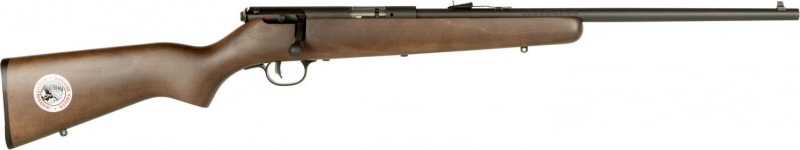 "Savage 60702 MKIG Bolt 22 Short/Long/Long Rifle 19"" Walnut Blued"