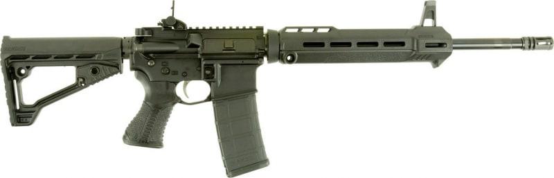 """Savage 22899 MSR15 Patrol Semi-Auto .223/5.56 NATO 16.13"""" 30+1 Adjustable Hard Coat Anodized"""