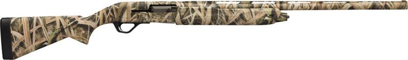 "Winchester Guns 511206391 SX4 Semi-Auto 12GA 26"" 3"" Stock Mossy Oak Shadow Grass Blades Receiver"
