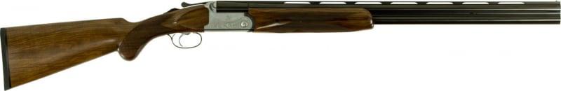 "Barrett Sovereign 92828 Rutherford Over/Under 28GA 28"" 2.75"" Walnut Stock Engraved Steel Rcvr/Blued Barrel"