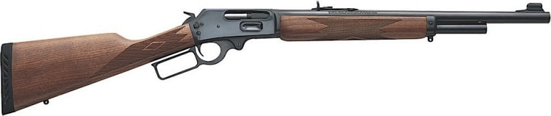 "Marlin 70462 1895 Guide Gun Lever 45-70 Government 18.5"" 4+1 Black Walnut Stock Blued"
