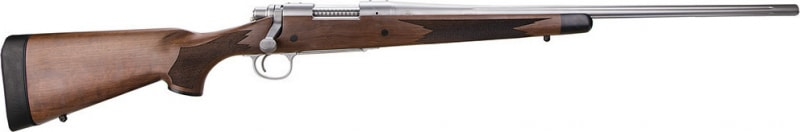 "Remington Firearms 84013 700 CDL SF Bolt 270 WSM 24"" 3+1 Walnut Stock Stainless Steel"