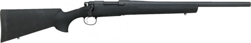 "Remington Firearms 84207 700 SPS Tactical 20"" Bolt 308 Winchester/7.62 NATO 20"" 4+1 Hogue Overmold Black"