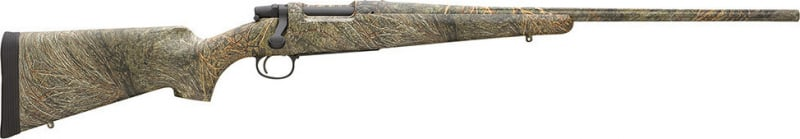 "Remington 85952 Seven Predator Bolt 223 Rem 22"" 4+1 Camo Stock Mossy Oak Brush"