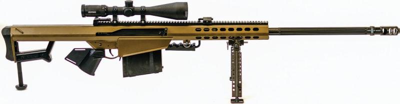 """Barrett 18315 M82A1 416BA 29"""" BBR w/Night Fision SHV4-14X56 CA"""