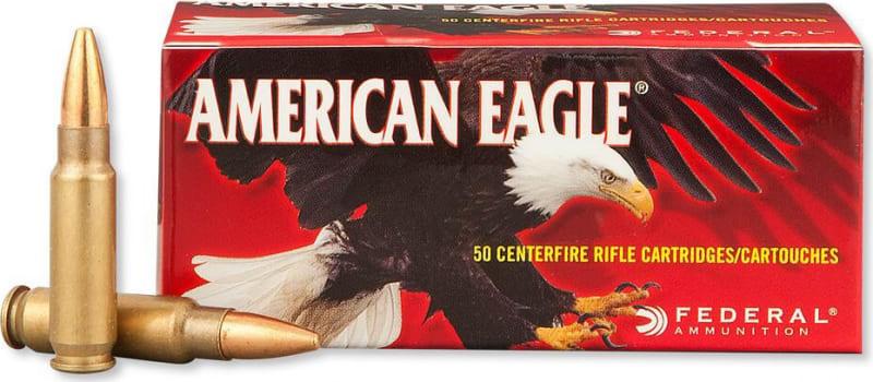 Federal American Eagle 5.7x28 40 GR FMJ Ammo AE5728A - 50rd Box