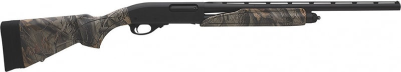 "Remington Firearms 81166 870 Express Compact Pump 20GA 21"" 3"" Realtree Hardwoods HD Synthetic Stock Blued"