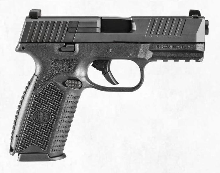 FNH 509 9mm Pistol w/3 Dot Sight (3)17rd Mags - 66100220
