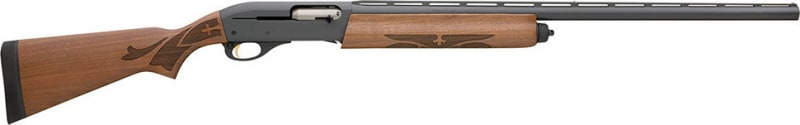 "Remington Firearms 83704 1187 Sportsman Field Semi-Auto 20GA 26"" 3"" Walnut Stock Black"