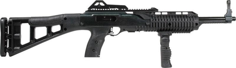 "Hi-Point 4595TSFG 4595TS Carbine 45 ACP Semi-Auto 45 ACP 17.5"" 9+1 Polymer Skeleton w/Forward Fold Grip"