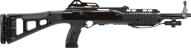 "Hi-Point 4095LAZTS 4095TS Carbine 40 S&W Semi-Auto 40 Smith & Wesson 17.5"" 10+1 Polymer Skeleton w/Laser"