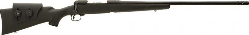 "Savage 19132 11/111 Long Range Hunter Bolt 6.5 Creedmoor 26"" 4+1 Accustock Black"