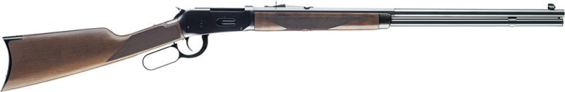 "Winchester Guns 534178117 94 Sporter Lever 38-55 Win 24"" 8+1 Walnut Stock Blued"