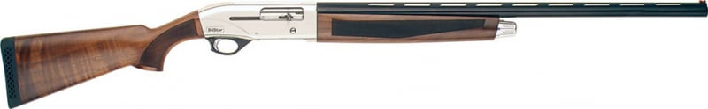 "TriStar 24179 Viper G2 Semi-Auto 28GA 26"" 2.75"" Turkish Walnut Stock Silver Steel"