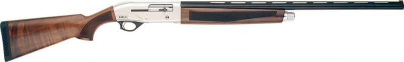 """TriStar 24179 Viper G2 Semi-Auto 28GA 26"""" 2.75"""" Turkish Walnut Stock Silver Steel"""