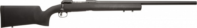"Savage 19627 10/110 FCP HS Precision Bolt 300 Win Mag 24"" 3+1 Synthetic HS Precision Black"