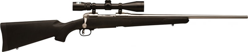 """Savage 19728 16/116 Trophy Hunter XP Bolt 270 WSM 24"""" 2+1 Stainless Steel"""