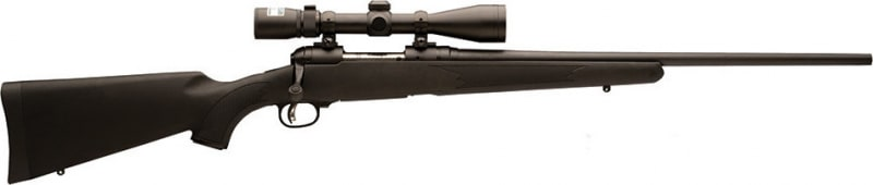 "Savage 19685 11/111 Trophy Hunter XP Bolt 270 WSM 24"" 2+1 Black"