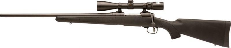 """Savage 19706 111 Trophy Hunter XP Left Hand Bolt 7mm Rem Mag 24"""" 3+1 Black"""