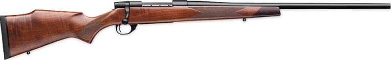 "Weatherby VDT270NR4O Vanguard Series 2 Sporter Bolt 270 Winchester 24"" 5+1 Walnut Stock Blued"