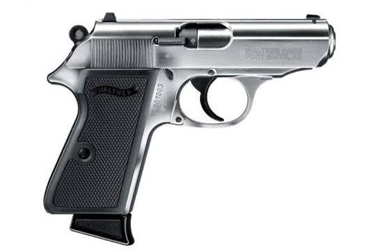 "Walther PPK/S .22 - 22LR Pistol 3.35"" 10+1 Capacity Model # 5030320 by Walther Arms - New"