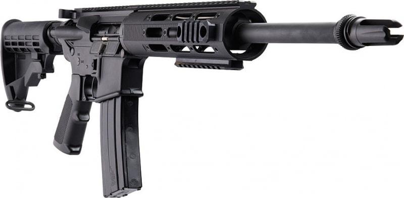 "DPMS 60520 300 AAC Blackout SR Carbine Semi-Auto 300 AAC Blackout/Whisper (7.62x35mm) 16"" 30+1 6-Position Black"