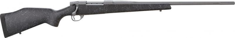 "Weatherby VBK306SR4O Vanguard Series 2 Back Country Bolt 30-06 24"" 5+1 Synthetic Black/Gray Stock Gray Cerakote"