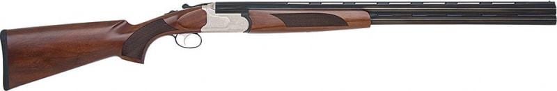 "Mossberg 75412 Silver Reserve II Over/Under 12GA 28"" 3"" Walnut Stock Blued"