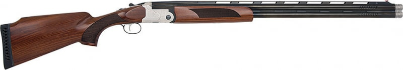 "Mossberg 75451 Silver Reserve II Over/Under 12GA 30"" 3"" Satin Black Walnut Stock Blued"