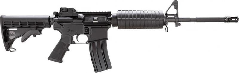 "Windham Weaponry R16M4LHRFT WW-RF MPC-RF Semi-Auto .223/5.56 NATO 16"" 30+1 6-Position Black"
