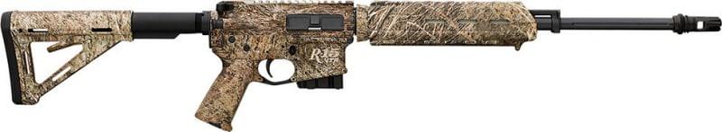 "Remington Firearms 60018 R-15 VTR Predator Semi-Auto .223/5.56 NATO 16"" 5+1 Magpul MOE Mossy Oak Brush Stock Mossy Oak Brush/Black"