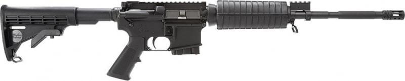 """Windham Weaponry R16M4FTPTMA WW-15 SRC *MA Compliant* Semi-Auto .223/5.56 NATO 16"""" 10+1 Fixed Black"""