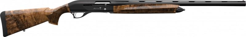 Retay USA W251805O28 Masai Mara JET Black 28 Oiled Walnut Shotgun