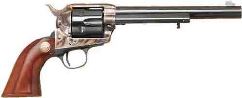 "Cimarron MP425 P-MODEL .44-40 WIN. FS 7.5"" CC/BLUED Walnut Revolver"