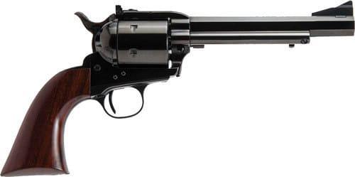 "Cimarron CA362 SA BAD BOY .44 Magnum AS 6"" Octagon AS Blued Walnut Revolver"