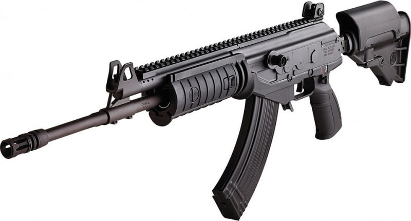 "IWI GAR1639 Galil Ace Semi-Auto 7.62x39mm 16"" 30+1 Folding Adjustable Black"