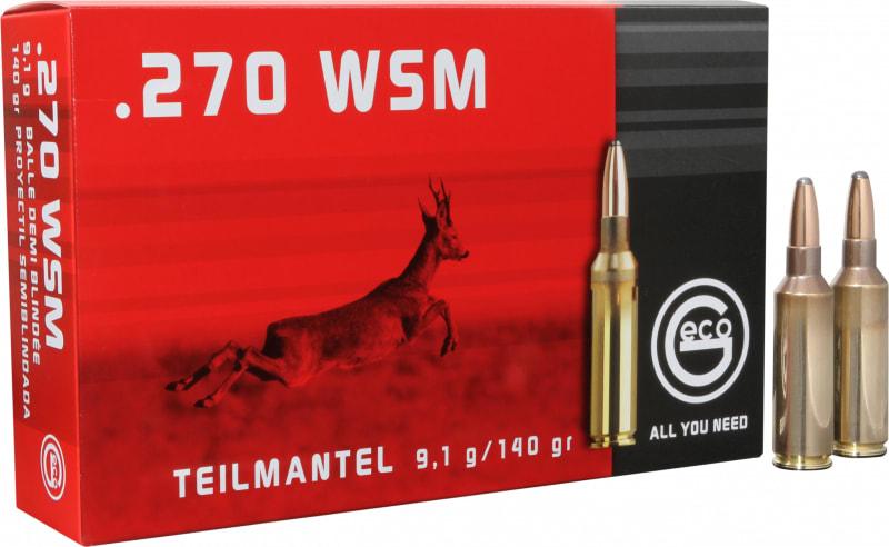 282340020 Geco 270 WSM SP - 20rd Box