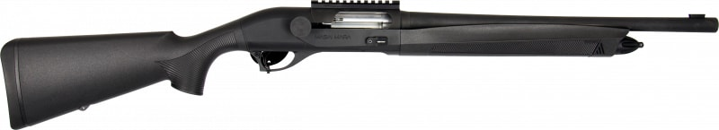 "Retay WAS1990MBSS-18 12/18 3"" Tact Black Synthetic Shotgun"
