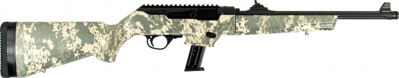 Ruger 19107 PC Carbine Digital Camo 17rd